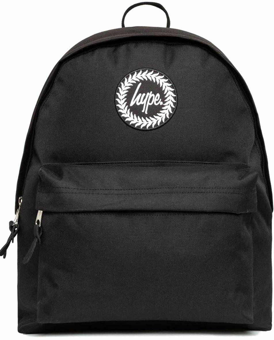 Plecak z naszywkami