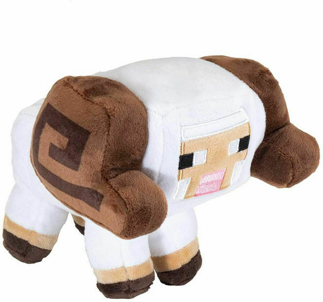 Pluszaki Minecraft