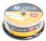 Płyty DVD HP