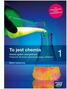 Podręcznik chemia 1 liceum