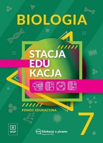 Podręczniki do biologii klasa 7