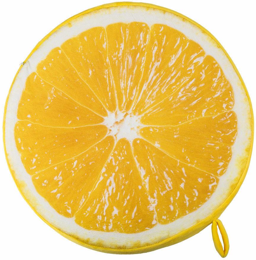Poduszka cytryna