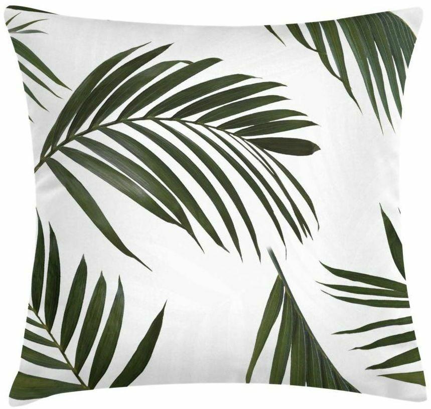 Poduszka palmy