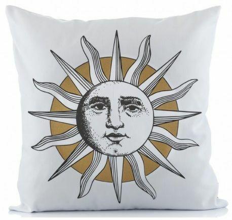 Poduszka słoneczko