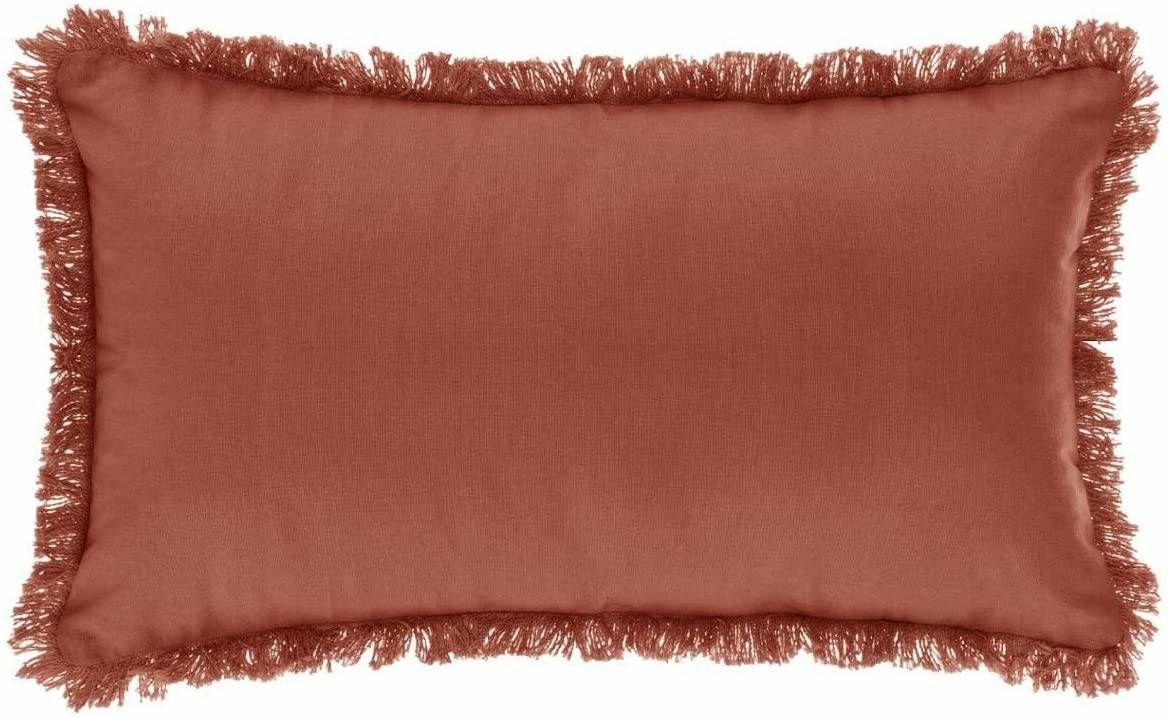Poduszka z frędzlami