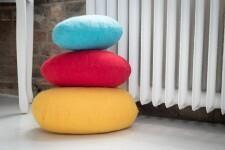 Poduszki z filcu
