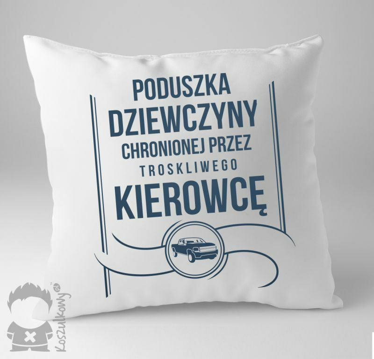 Poduszki z imieniem