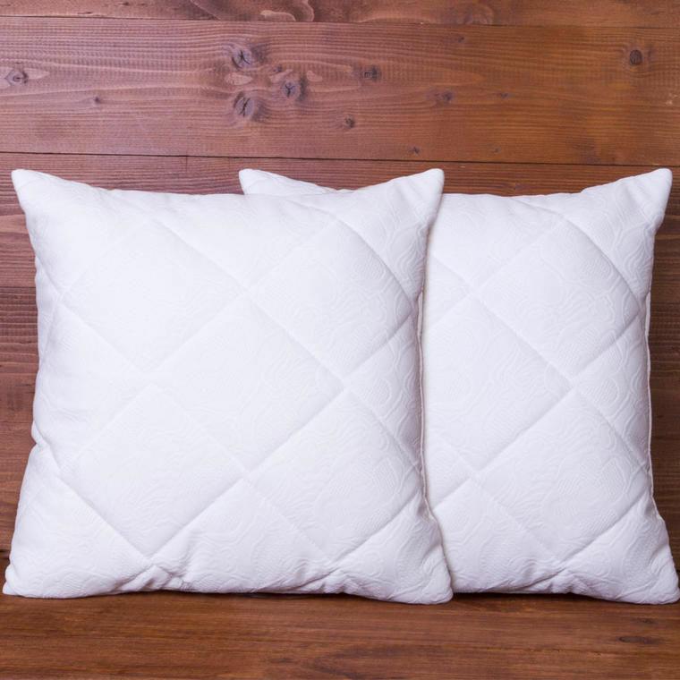 Poduszki żakardowe