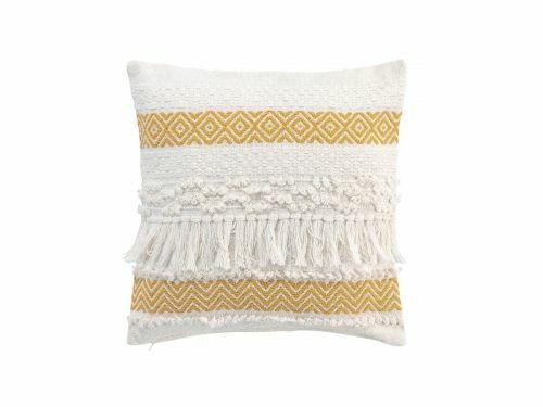 Poduszki żółte