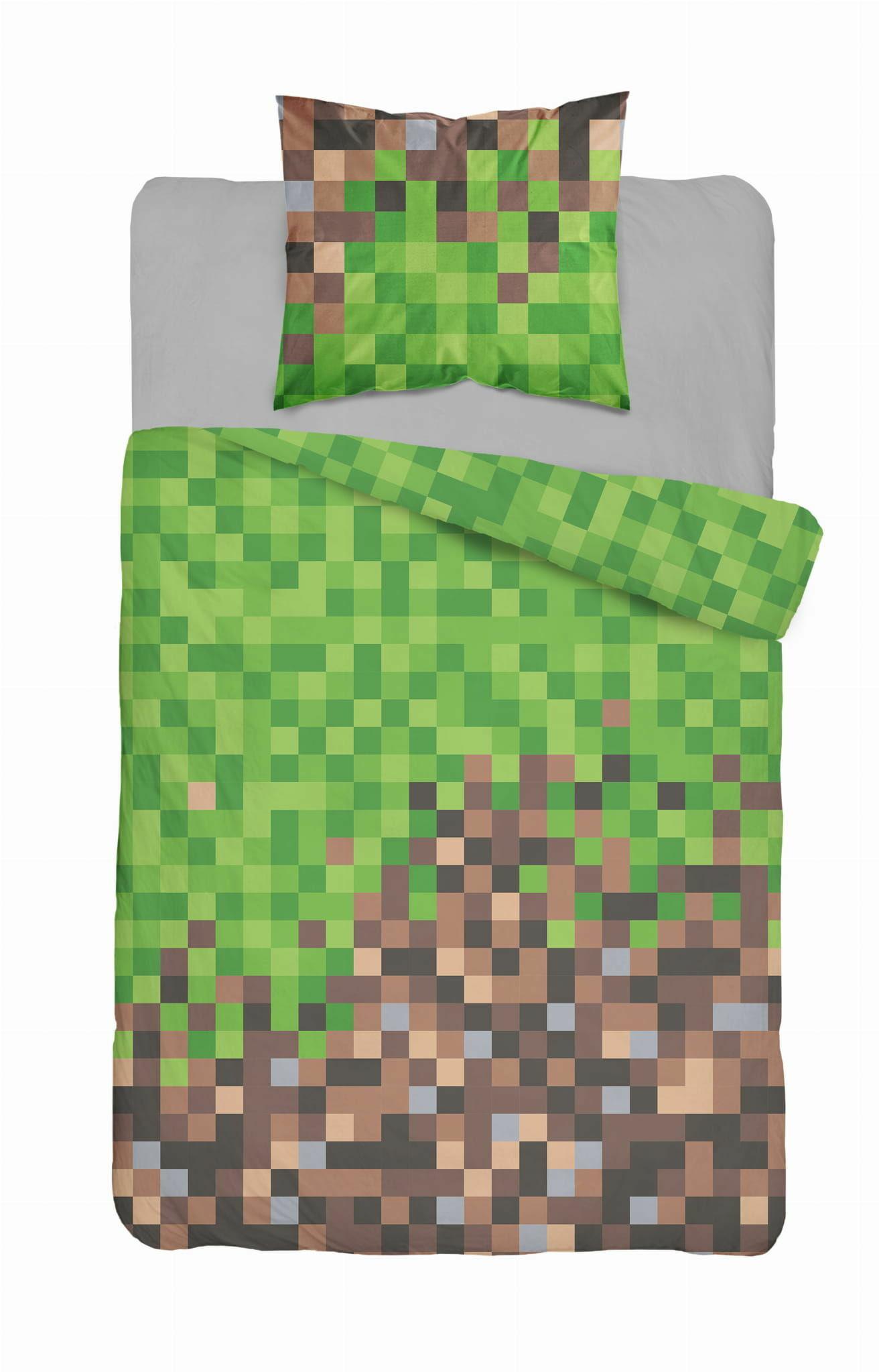 Pościel Minecraft