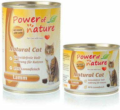 Power of Nature karma dla kota