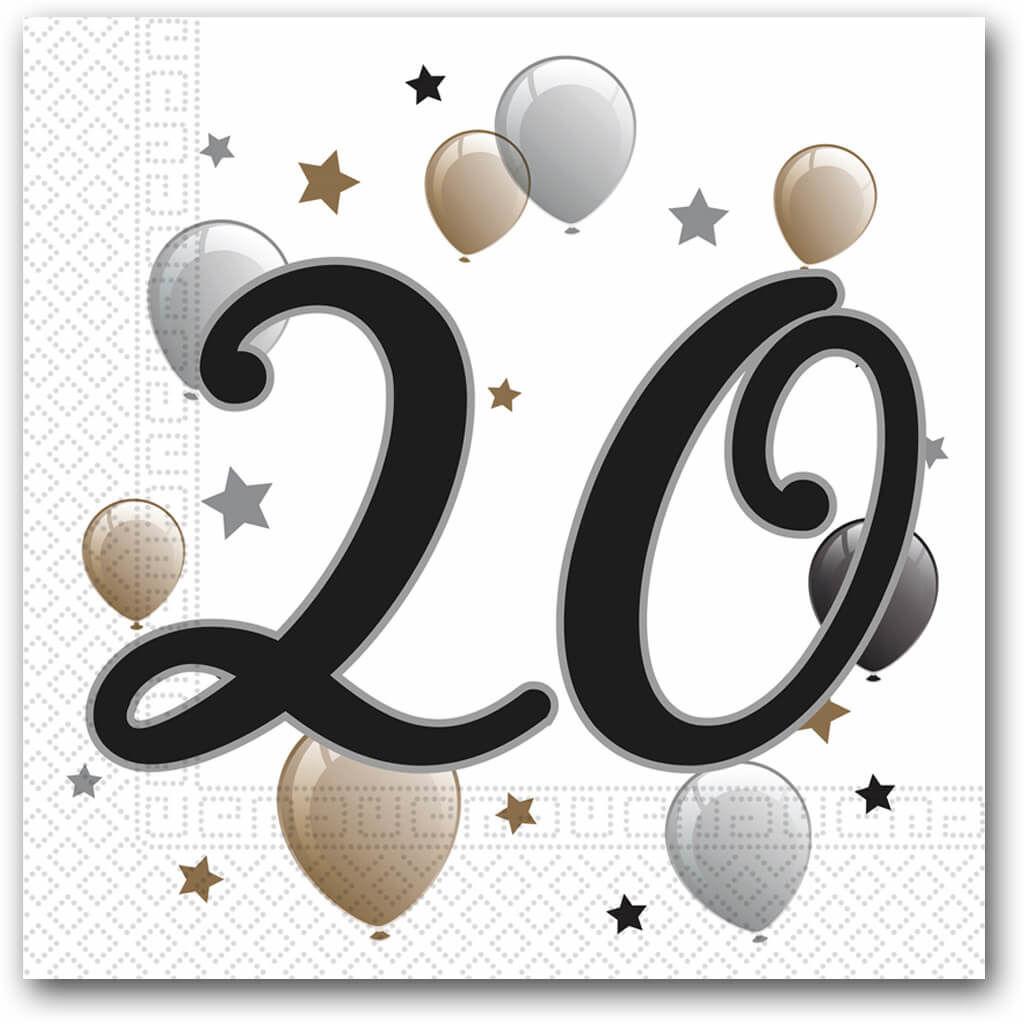 Prezent na 20 urodziny