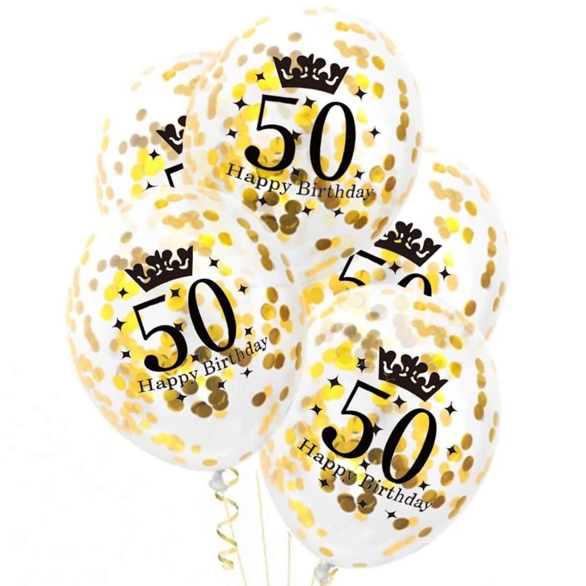 Prezent na 50 urodziny