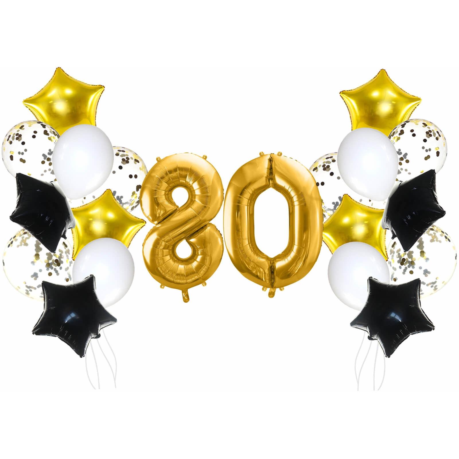 Prezent na 80 urodziny