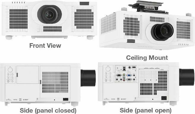 Projektory Maxell MP-WU8701