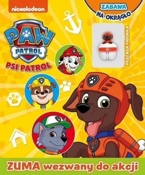 Psi Patrol Zuma zabawka