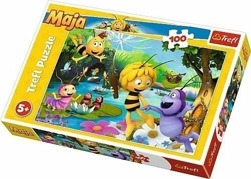 Pszczółka Maja zabawki