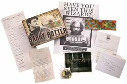 Pudełko Harry Potter