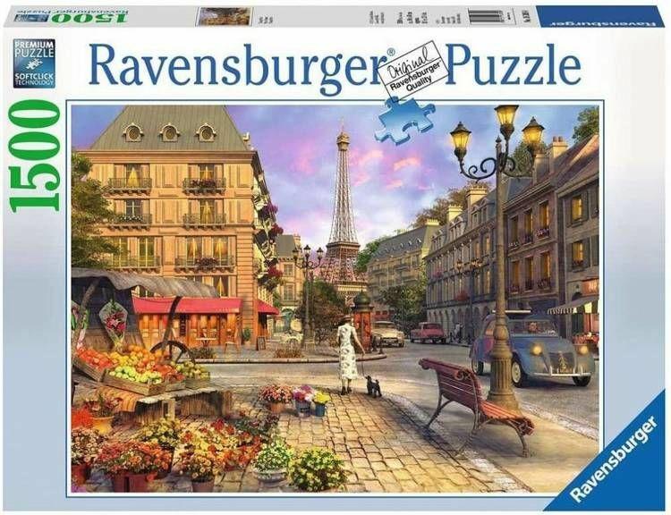 Puzzle 1500 Ravensburger