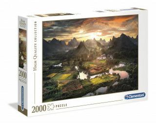 Puzzle 2000 Clementoni