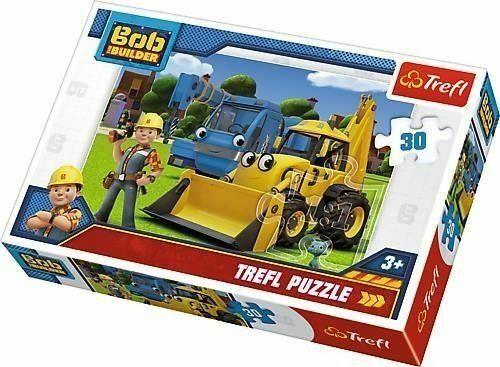 Puzzle Bob Budowniczy