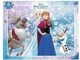 Puzzle Elsa