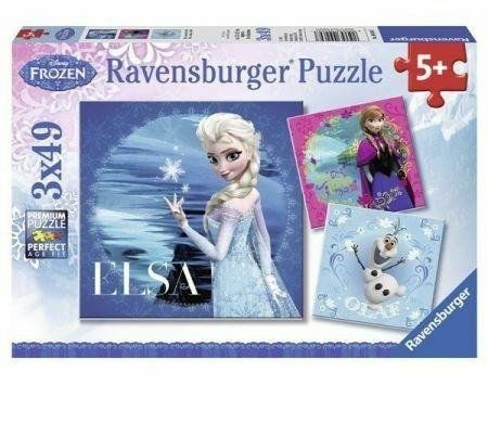 Puzzle Olaf