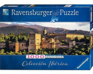 Puzzle panorama Ravensburger