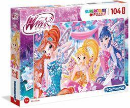 Puzzle Winx