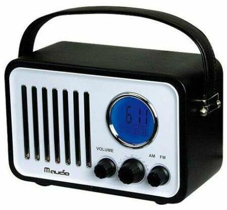 Radio M-Audio LM-33