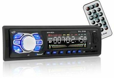 Radio samochodowe 1din