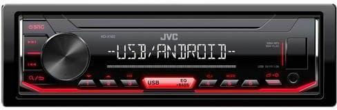 Radio samochodowe JVC