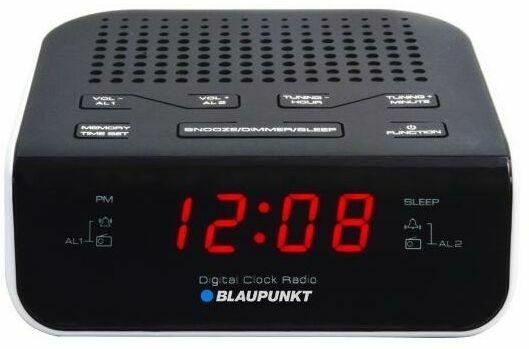 Radiobudzik Blaupunkt