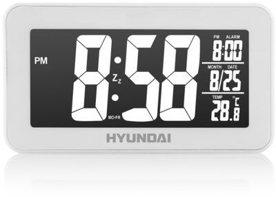 Radiobudzik Hyundai