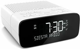 Radiobudzik Pure