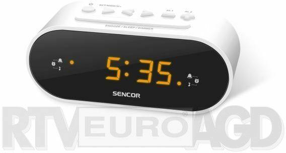 Radiobudzik Sencor