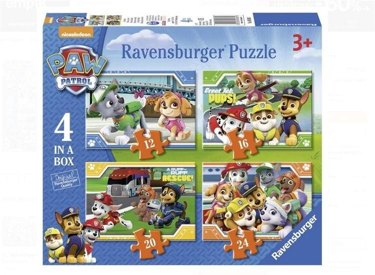 Ravensburger puzzle 20