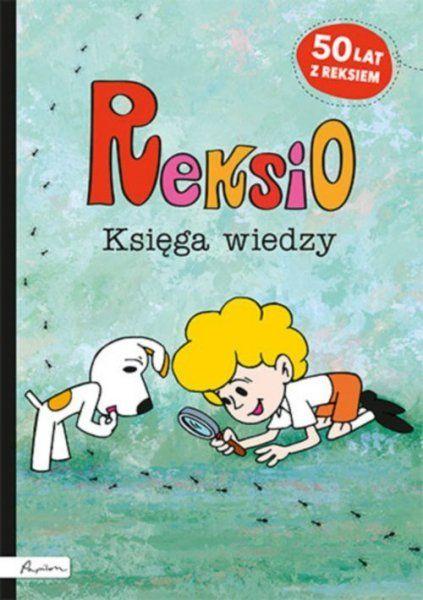 Reksio książka