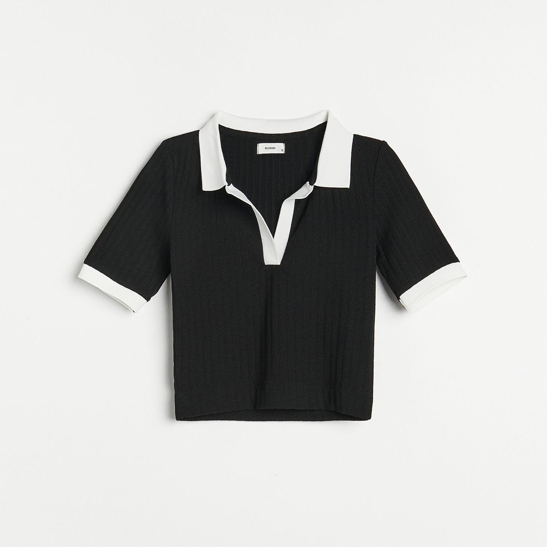 Reserved bluzki koszulowe