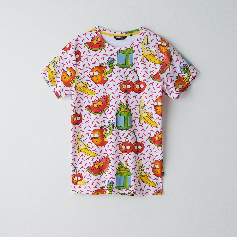 Rick And Morty koszulki