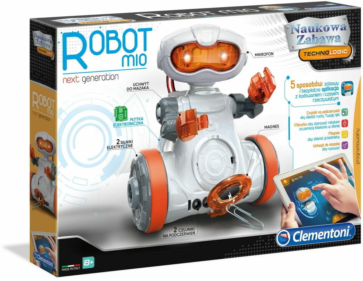 Robot do programowania Clementoni