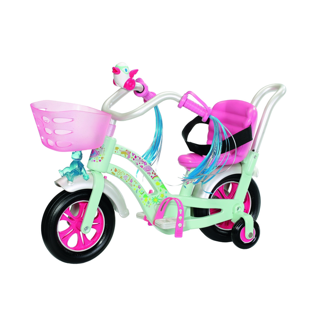 Rower dla lalki