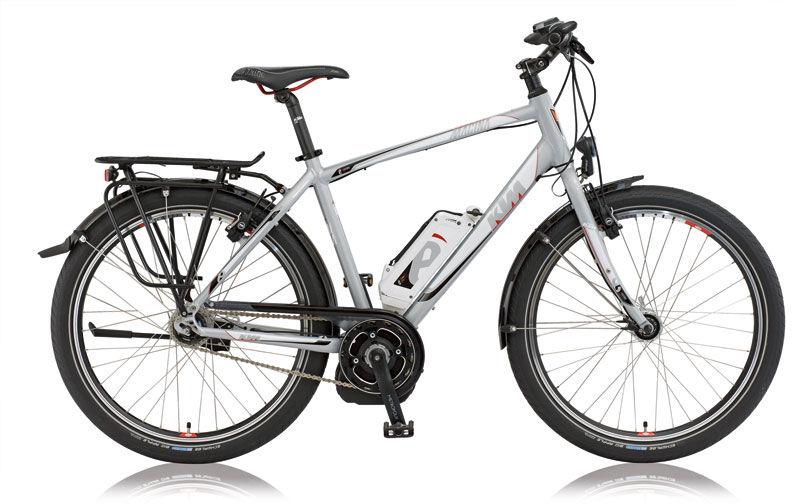 Rower elektryczny KTM