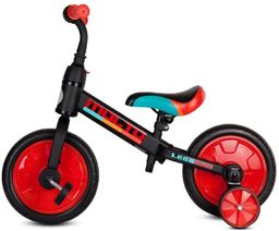 Rowerek biegowy trójkołowy