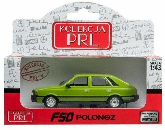 Samochodzik PRL