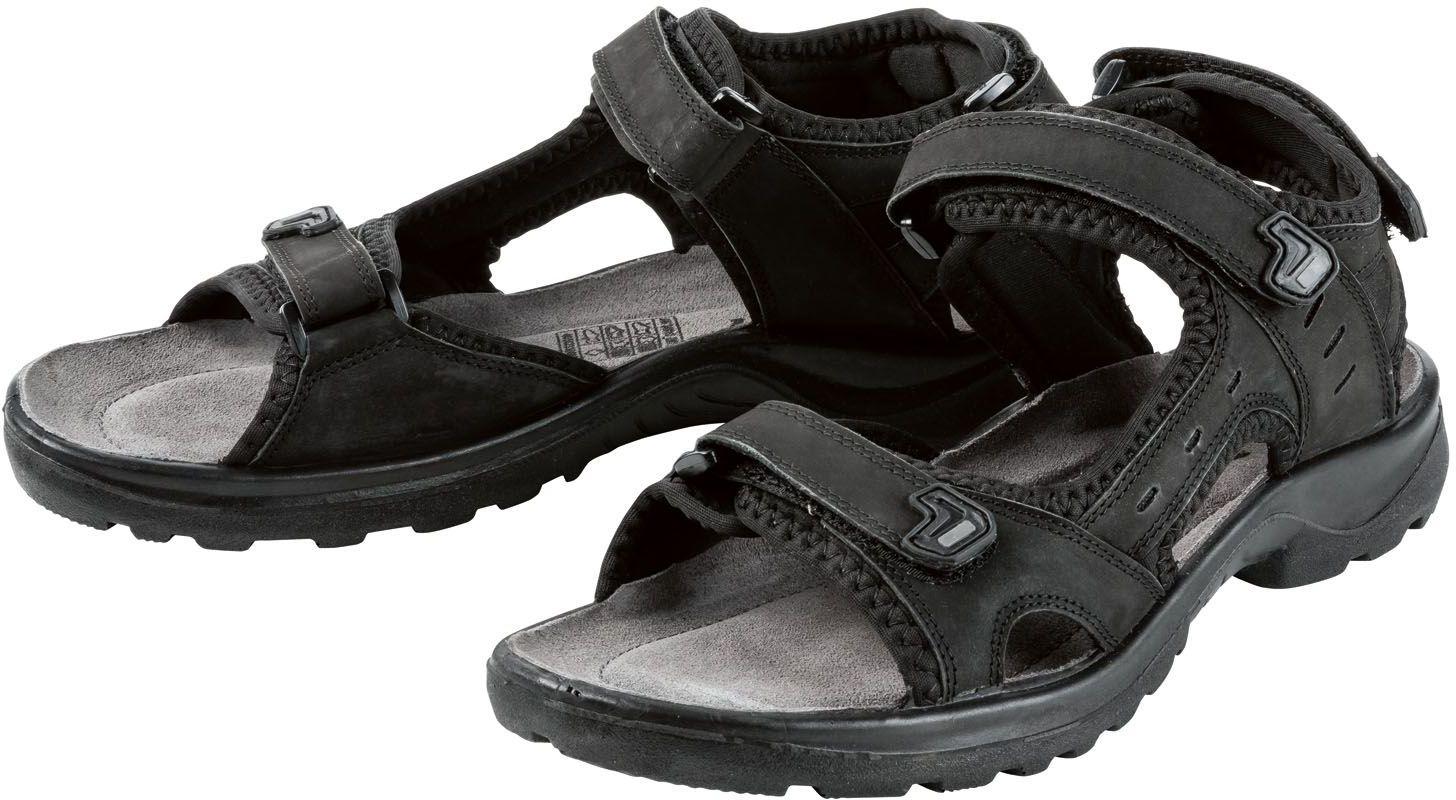 Sandały sportowe ze skóry