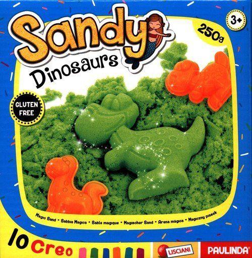 Sandy zabawki