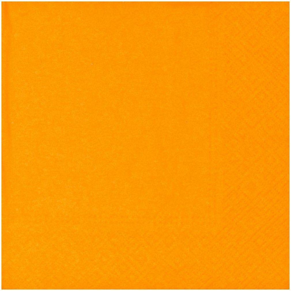 Serwetki pomarańczowe
