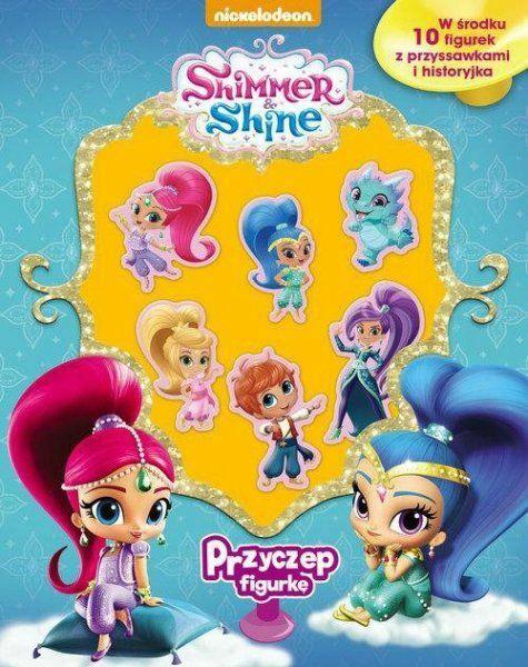 Shimmer i Shine zabawki