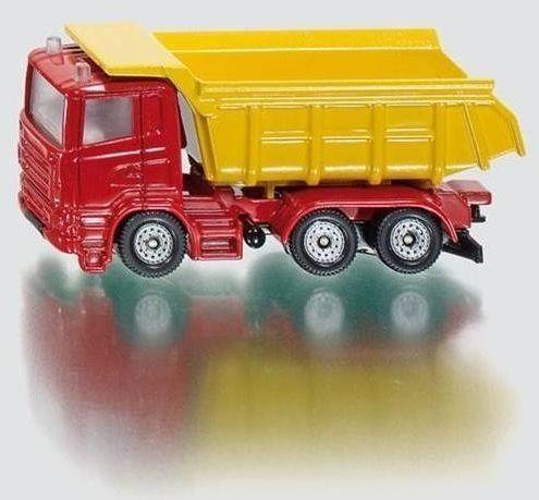 Siku ciężarówka z przyczepą